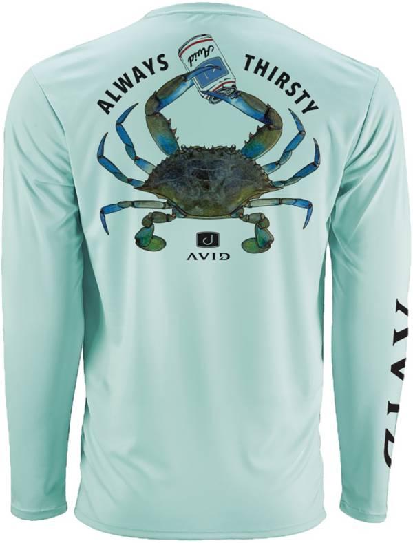 AVID Men's Always Thirsty AVIDry Long Sleeve Performance Shirt product image