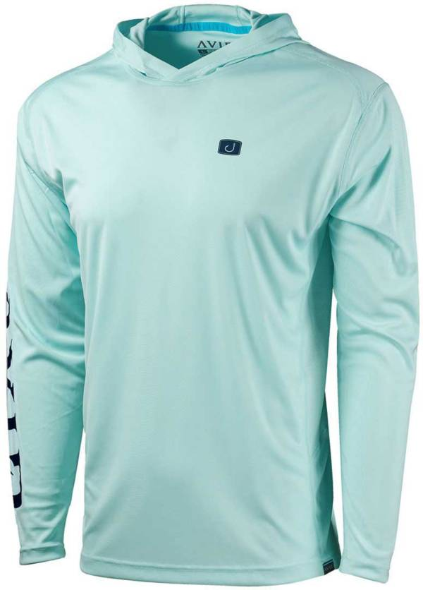 AVID Men's Kinetic AVIDry Hooded Long Sleeve product image