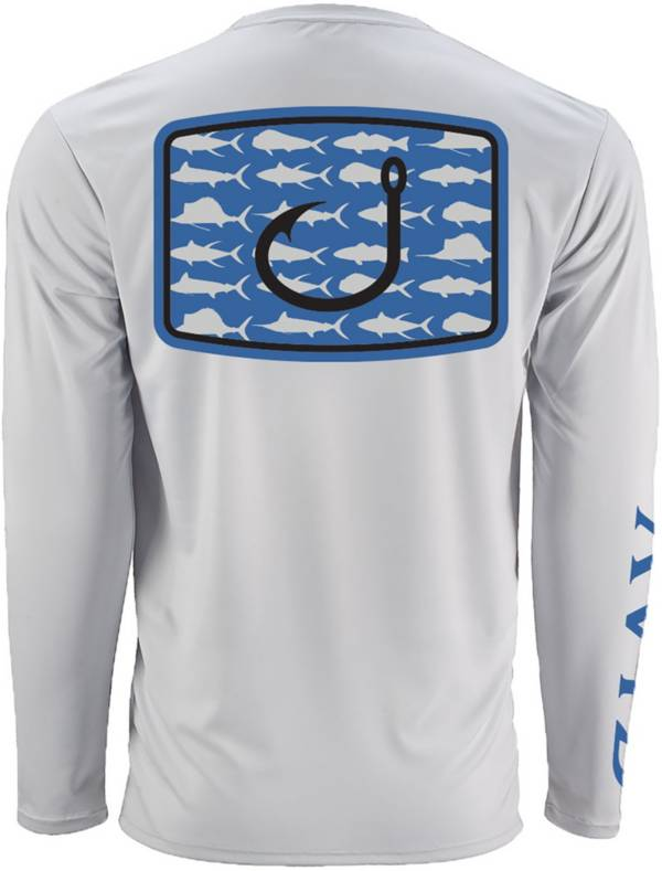 AVID Men's Saltwater AVIDry Long Sleeve Performance Shirt product image