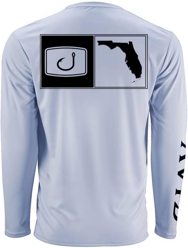 AVID Men's Stately Florida AVIDry Long Sleeve Performance Shirt product image