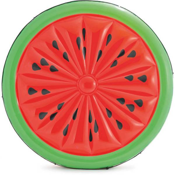 Intex Inflatable Watermelon Island Float Lounge product image