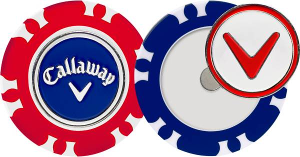 Callaway Dual Mark Poker Chip Ball Markers – 2 Pack product image