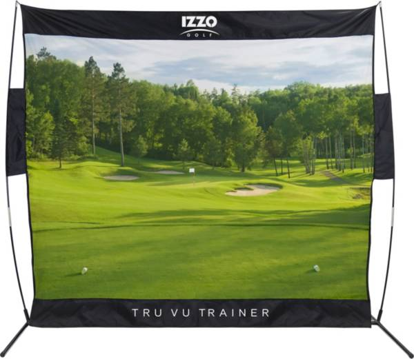 Izzo Golf True Vu Trainer Classic Course product image