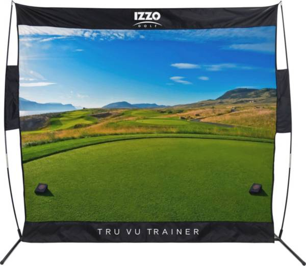 Izzo Golf True Vu Trainer Links Course product image