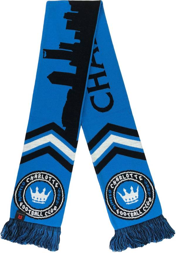 Ruffneck Scarves Charlotte FC Skyline Scarf product image