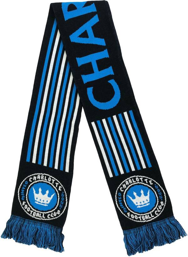 Ruffneck Scarves Charlotte FC Modstripes Scarf product image