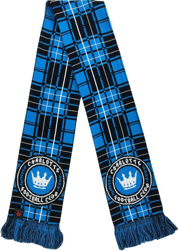 Ruffneck Scarves Charlotte FC Tartan Scarf product image
