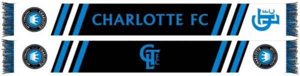 Ruffneck Scarves Charlotte FC Secondary Stripe Scarf product image