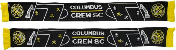Ruffneck Scarves Columbus Crew 8-Bit Scarf product image