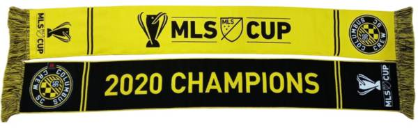 Ruffneck Scarves 2020 MLS Cup Champions Columbus Crew Locker Room Scarf product image