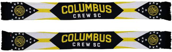 Ruffneck Scarves Columbus Crew SC State Flag Jacquard Knit Scarf product image