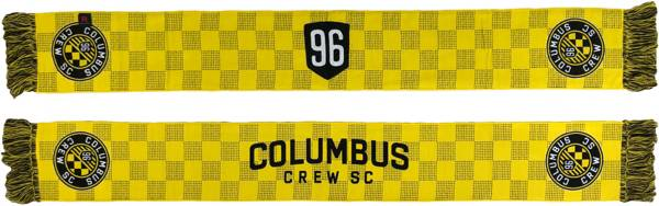 Ruffneck Scarves Columbus Crew HD Woven Scarf product image