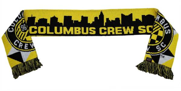 Ruffneck Scarves Columbus Crew Skyline Scarf product image