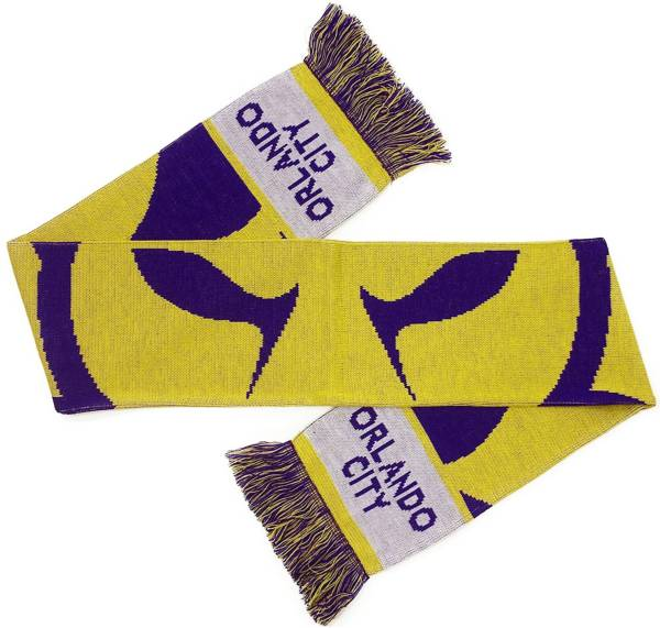Ruffneck Scarves Orlando City Golden Lion Scarf product image