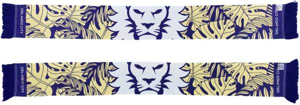 Ruffneck Scarves Orlando City SC Jungle Summer Scarf product image