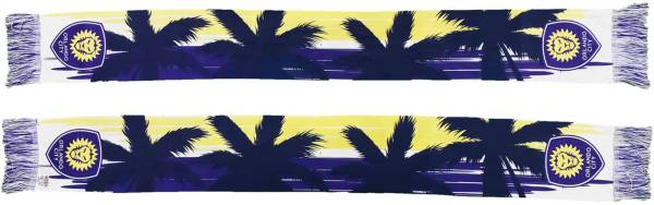 Ruffneck Scarves Orlando City SC Palms Summer Scarf product image
