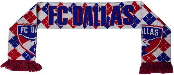 Ruffneck Scarves FC Dallas Argyle Scarf product image