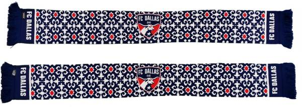 Ruffneck Scarves FC Dallas Tiles HD Knit Scarf product image