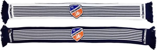 Ruffneck Scarves FC Cincinnati 7 Stripes Scarf product image