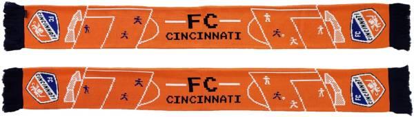 Ruffneck Scarves FC Cincinnati 8-Bit Scarf product image