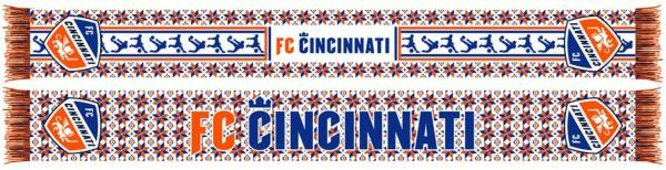 Ruffneck Scarves FC Cincinnati Ugly Sweater Scarf product image