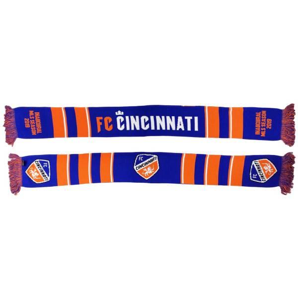Ruffneck Scarves FC Cincinnati Inaugural Season Bar Scarf product image