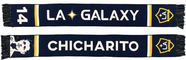Ruffneck Scarves LA Galaxy Chicharito #14 HD Woven Scarf product image