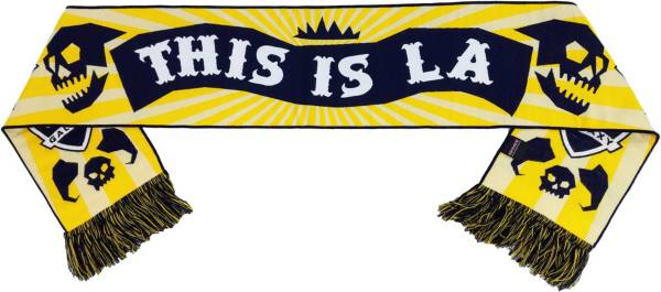 Ruffneck Scarves Los Angeles Galaxy This Is LA Scarf product image