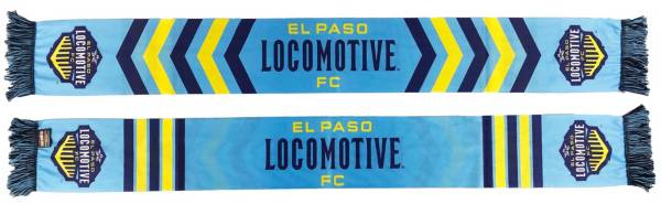 Ruffneck Scarves El Paso Locomotive FC Chevrons Sublimated Scarf product image