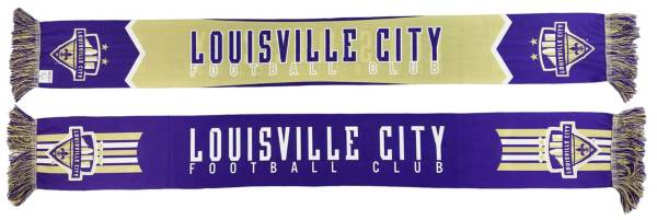 Ruffneck Scarves Louisville City FC The Original Sublimated Scarf product image