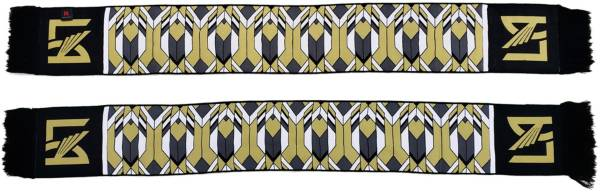 Ruffneck Scarves LAFC Stained Glass HD Woven Scarf product image