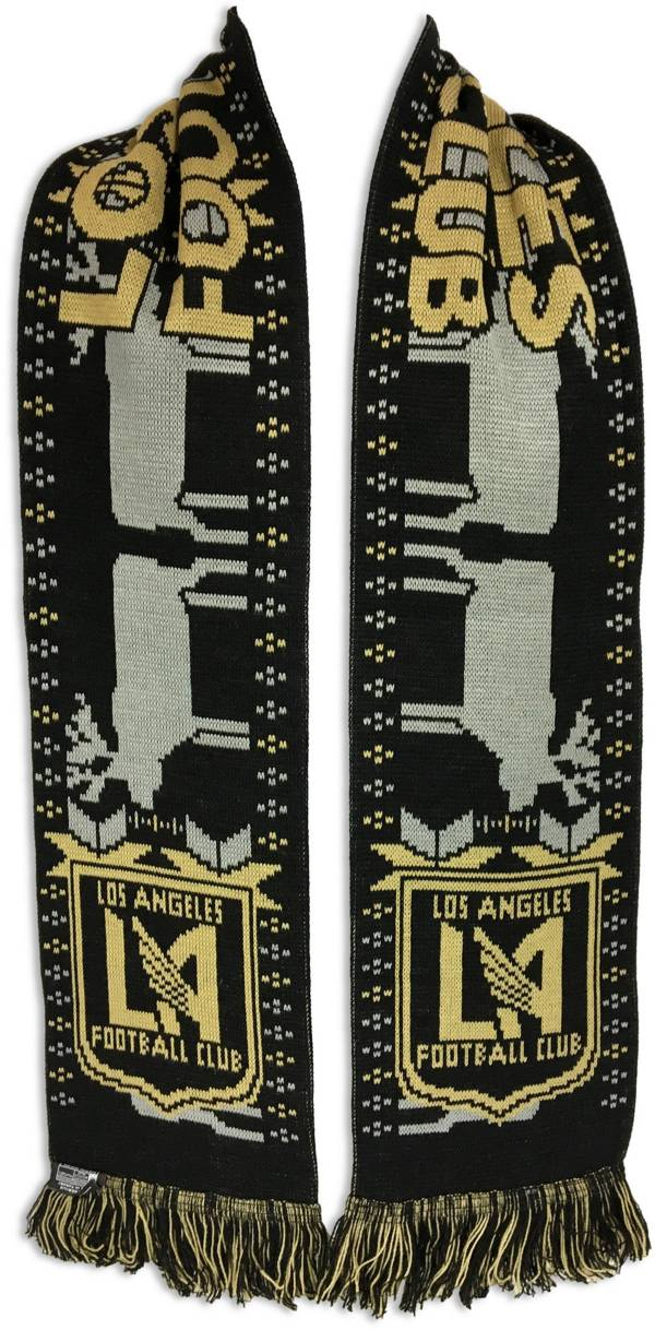 Ruffneck Scarves Los Angeles FC Ugly Sweater Scarf product image