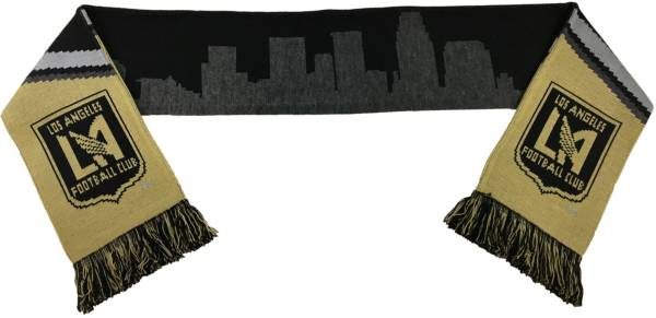Ruffneck Scarves Los Angeles FC Skyline Scarf product image