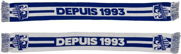 Ruffneck Scarves Montreal Impact 1993 HD Knit Scarf product image