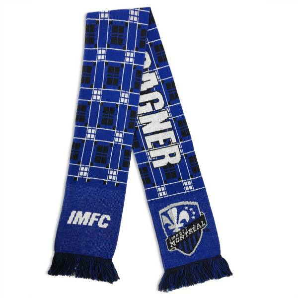 Ruffneck Scarves Monreal Impact Tartan Scarf product image