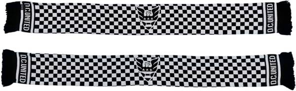 Ruffneck Scarves D.C. United Checkered Jacquard Knit Scarf product image