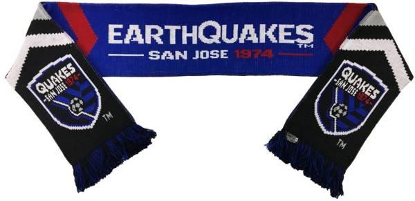 Ruffneck Scarves San Jose Earthquakes Chevron Scarf product image