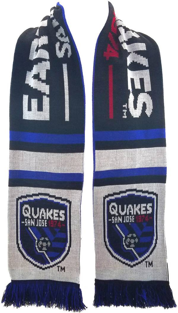 Ruffneck Scarves San Jose Earthquakes Emblem Scarf product image