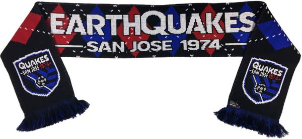 Ruffneck Scarves San Jose Earthquakes Argyle Scarf product image
