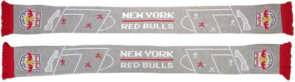 Ruffneck Scarves New York Red Bulls 8-Bit Scarf product image