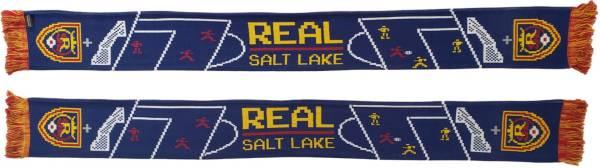 Ruffneck Scarves Real Salt Lake 8-Bit Scarf product image