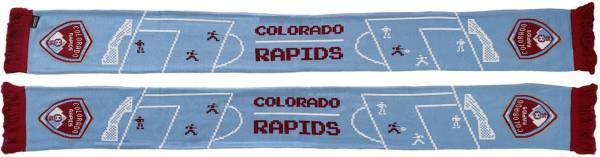 Ruffneck Scarves Colorado Rapids 8-Bit Scarf product image