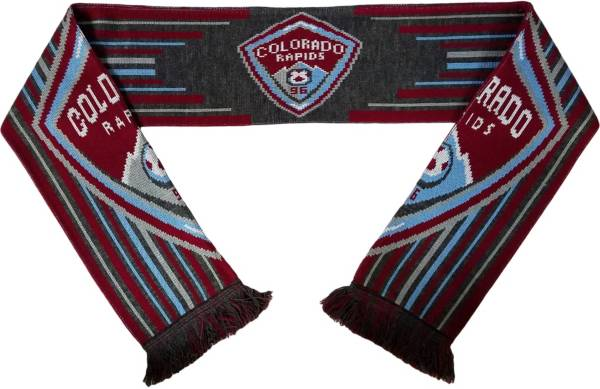 Ruffneck Scarves Colorado Rapids Crest Scarf product image