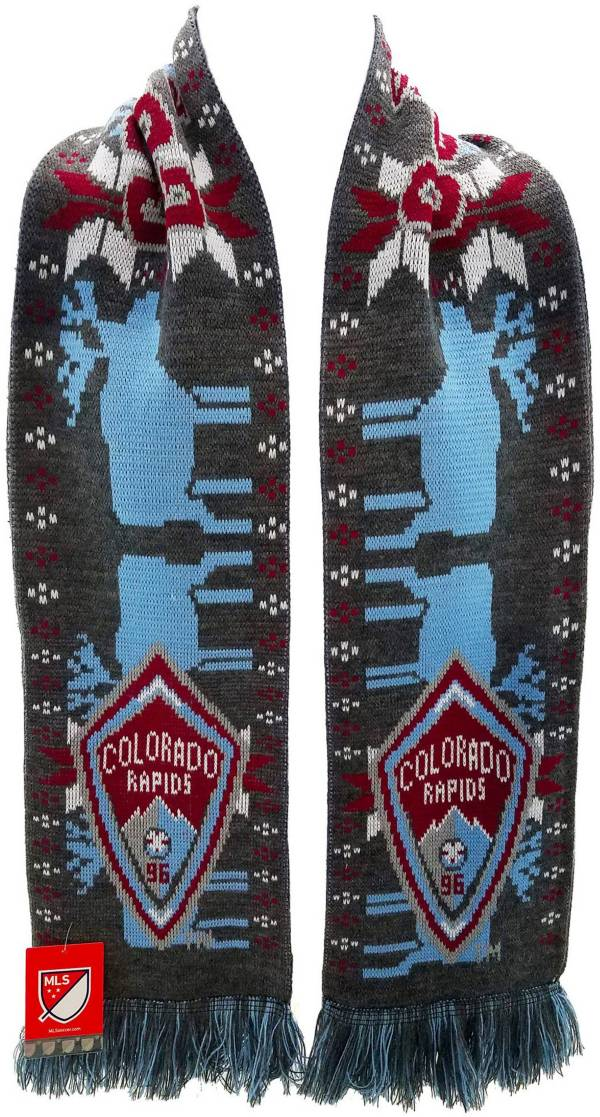 Ruffneck Scarves Colorado Rapids Ugly Sweater Scarf product image