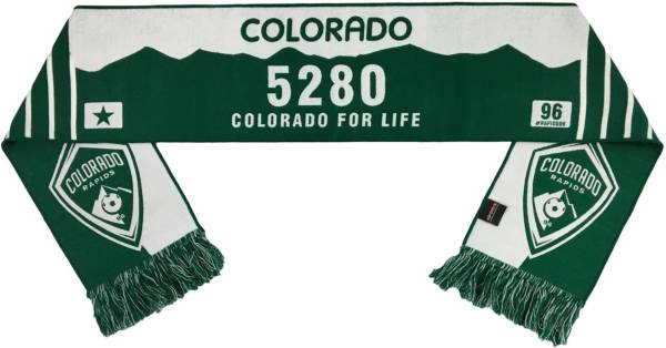 Ruffneck Scarves Colorado Rapids License Plate Scarf product image