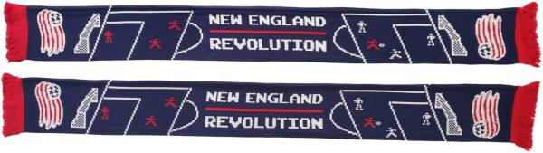 Ruffneck Scarves New England Revolution 8-Bit Scarf product image