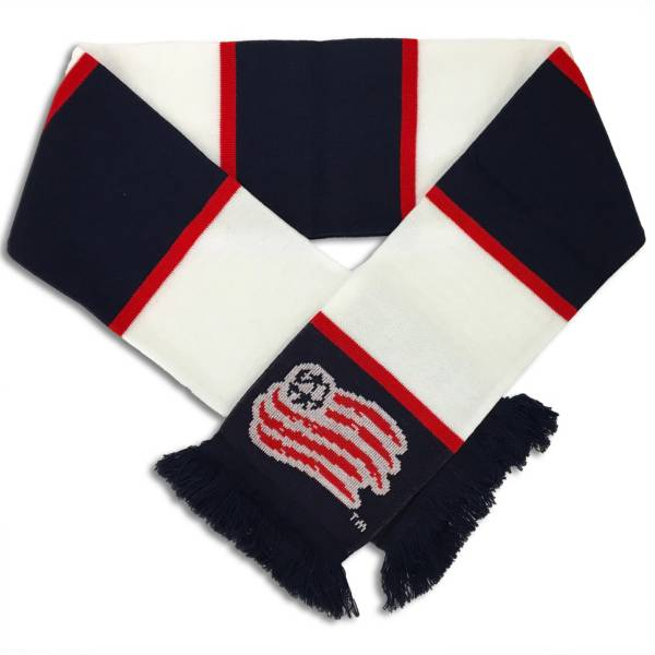 Ruffneck Scarves New England Revolution Bar Scarf product image