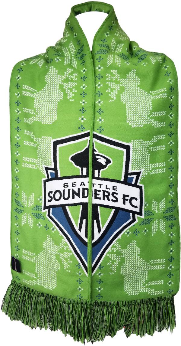 Ruffneck Scarves Seattle Sounders Ugly Sweater Scarf product image