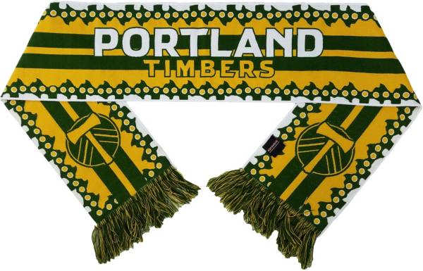 Ruffneck Scarves Portland Timbers Chainsaw Scarf product image