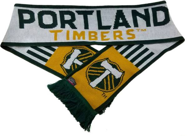 Ruffneck Scarves Portland Timbers Classic Scarf product image